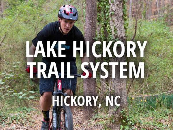 Lake Hickory Trail System