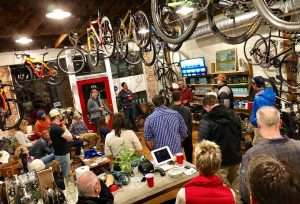 2018 Annual Chapter Meeting - Nov 30 @ Lightning Cycles | Morganton | North Carolina | United States