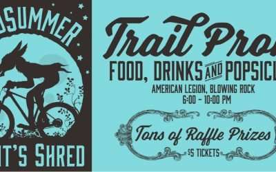 Buy tickets today for The Alliance's 3rd annual Trail Prom!