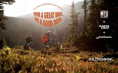 Alliance 5th Anniversary Mountain Bike Raffle